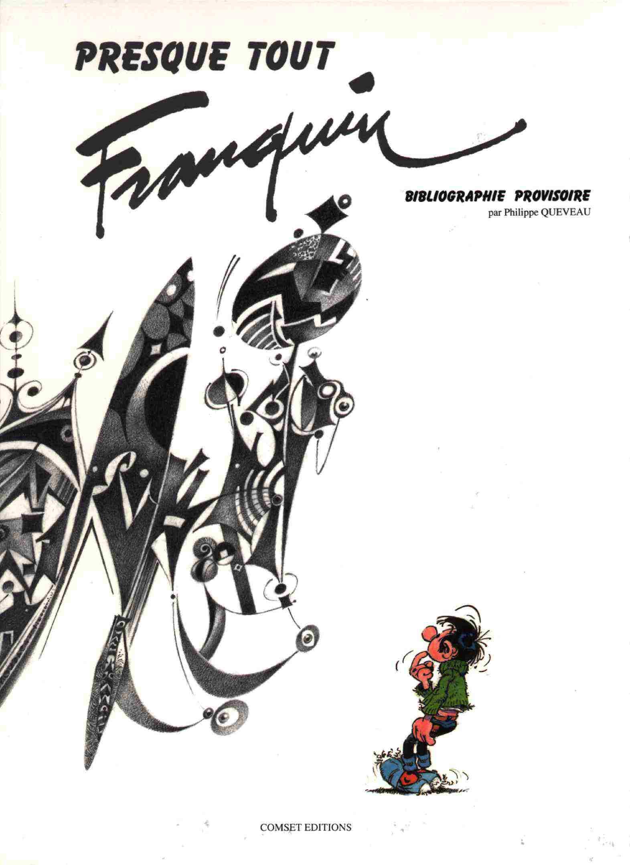 Franquin Idées Noires Bonsai